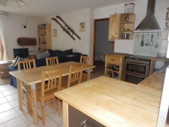 Location appartement Oz en Oisans - photo